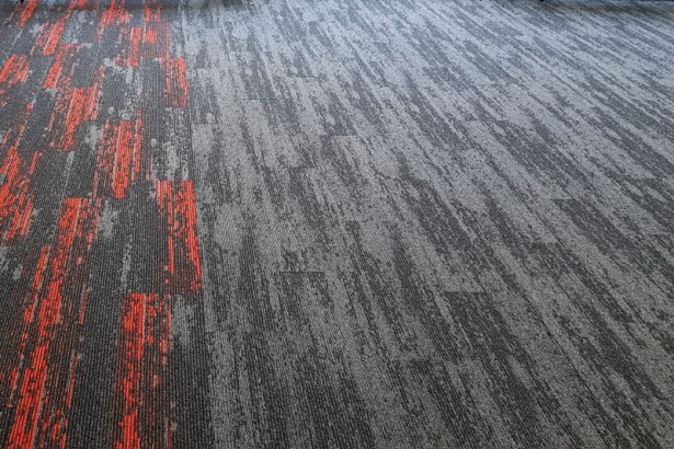 IVC Carpet Tiles Disruptive Path