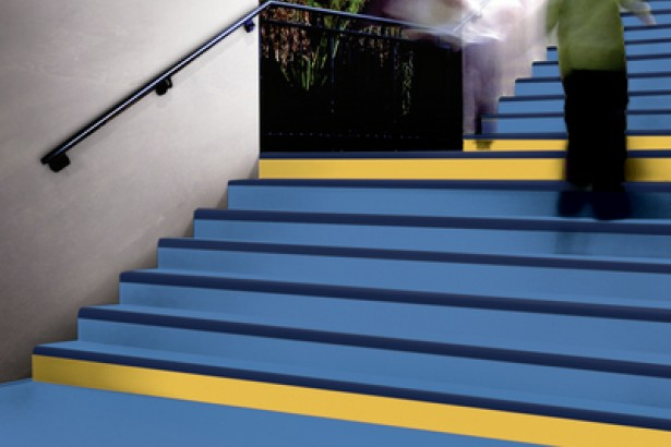 Tarkett Tapiflex Stairs