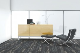 IVC Carpet Tiles MetallicPath_949