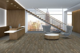 IVC Carpet Tiles Metallic Path_